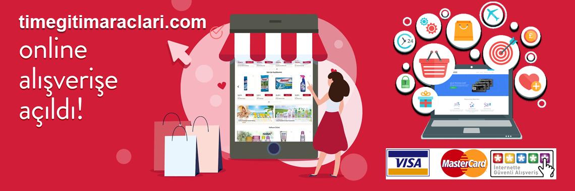 online alışveriş e ticaret